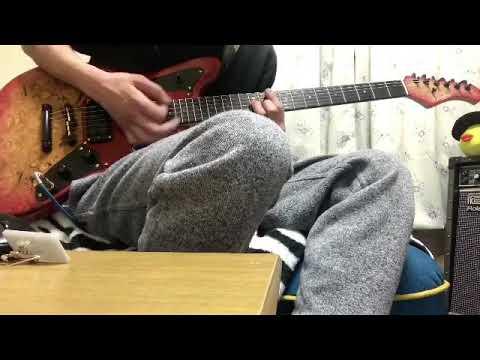 808 suchmos ギター弾いてみた。