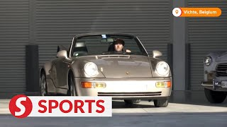 Porsche driven by Maradona in his 'forgotten season' goes up for auction