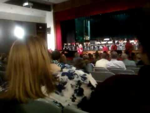 Baxter Springs High School Jazz Band