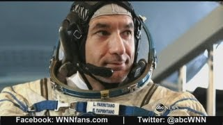 Astronaut Luca Parmitano Nearly Drowns During Spacewalk