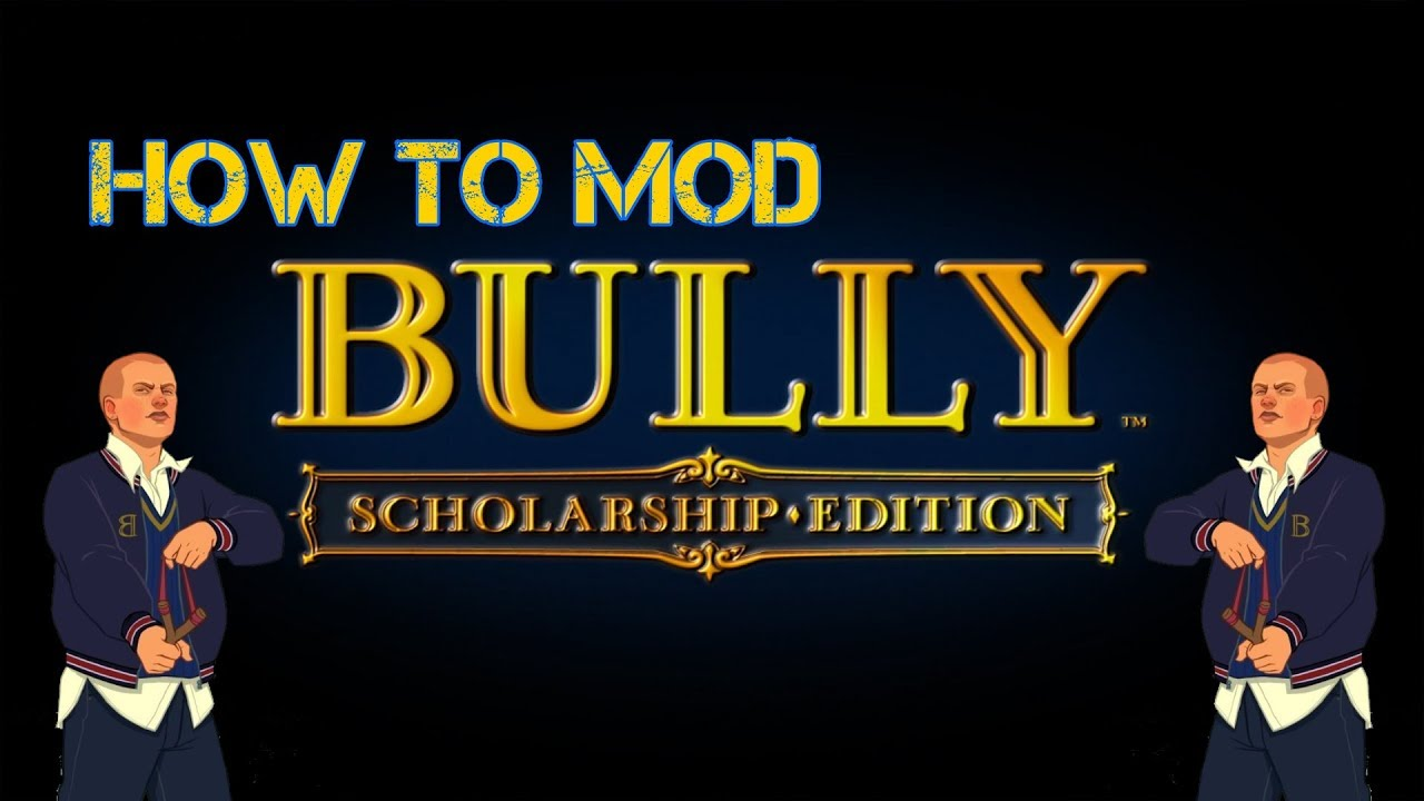 How to Install Mod For Bully Scholarship Edition on Windows 10