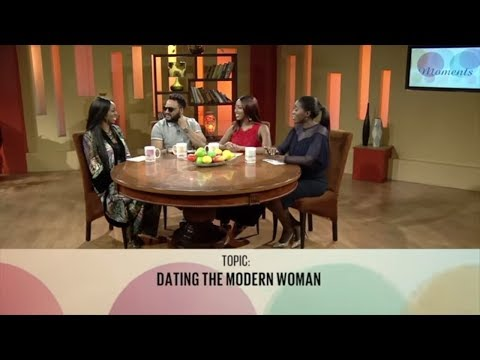 Dating the modern woman: Moments