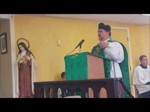 Sermon Padre Pfeiffer The Cesspool Of Impurity November 5th 2017