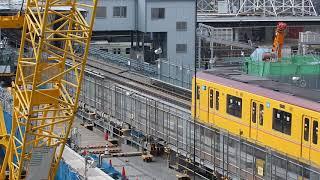 電車は今日も(32)/激変中渋谷