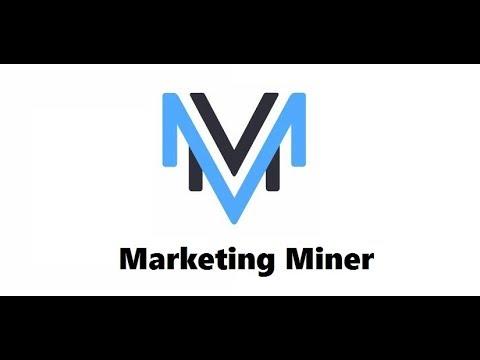 Webinář SEO nástroje Marketing Miner