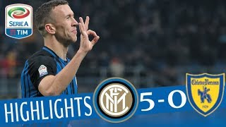 Inter - Chievo 5-0 - Highlights - Giornata 15 - Serie A TIM 2017/18 streaming