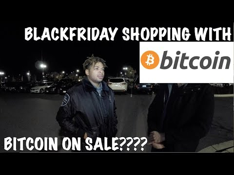 What Black Friday Shoppers Think About Cryptocurrency   Bitcoin  