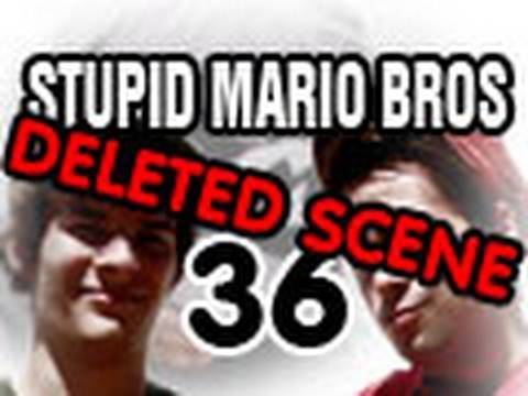Stupid Mario Brothers - Episode 36 (Deleted Scene)