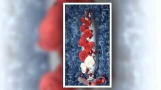 Свадебные мелочи: бокалы для молодых,свечи....