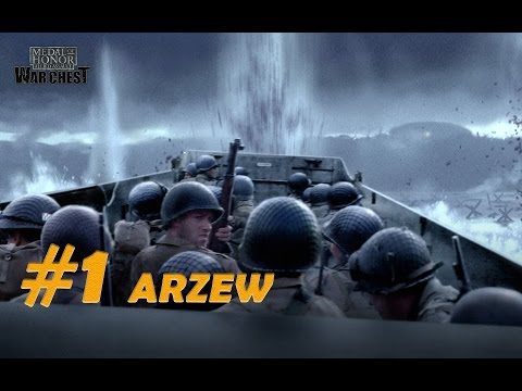 Medal of Honor: Allied Assault #1 ARZEW & MEDALS!