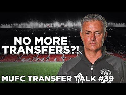 NO MORE TRANSFERS?! | MUFC Transfer Talk #39