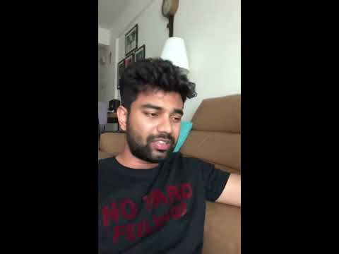 Viral video issue, do not simply share - Humble request // Bala Ganapathi William