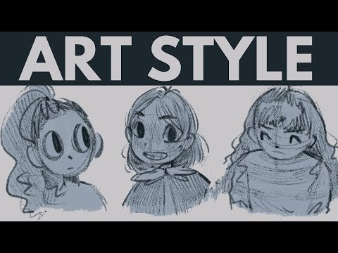My Thoughts on Art Styles // Finding Your Drawing Style