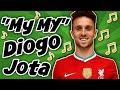 Diogo Jota song Liverpool FC - ABBA Mamma Mia