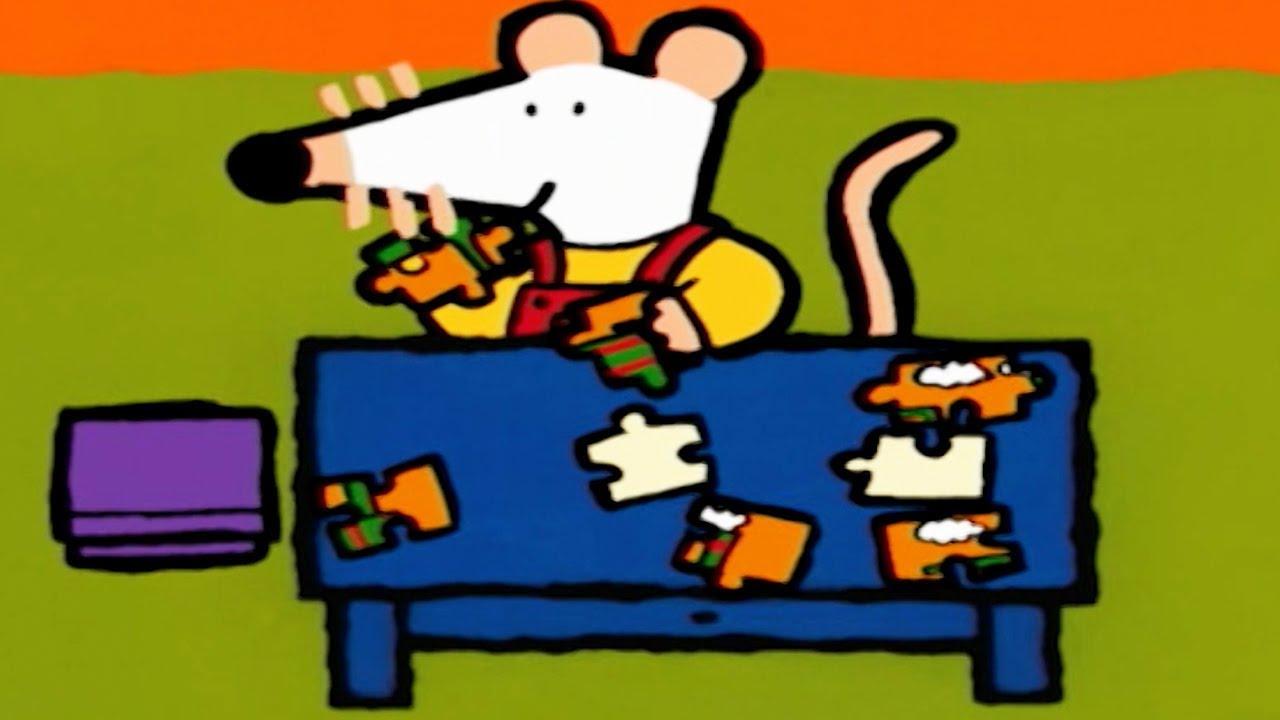 Mimi la souris le puzzle dessin anim complet en fran ais youtube - Jeux de mimi la souris ...