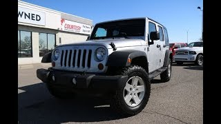 2010 Jeep Wrangler Sport | Bright Silver Metallic | Courtesy Chrysler
