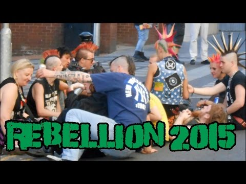 Rebellion 2015 - Blackpool Winter Gardens