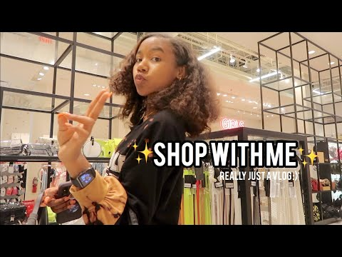 Come shopping with me- really just a vlog :)