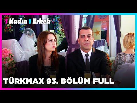 1 Kadın 1 Erkek || 93. Bölüm Full Turkmax