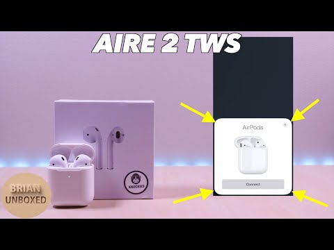 Pop Window Aire 2 TWS - The Perfect AirPods Clones