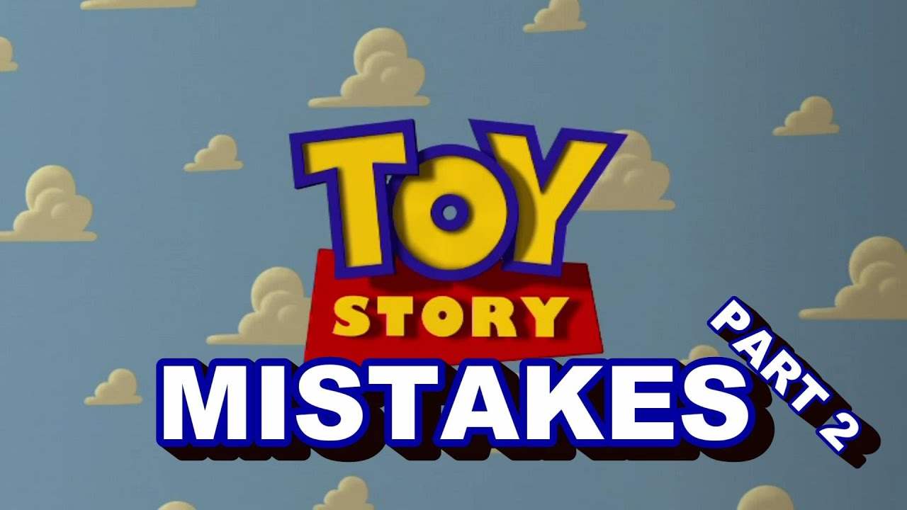 toy story 2 movie mistakes you didnt see toy story