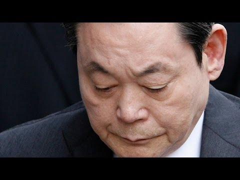 Samsung chief  Lee Kun Hee surrenders before Ghaziabad court
