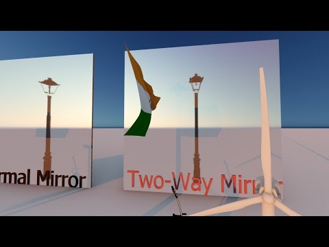 Two Way Mirror | $$007