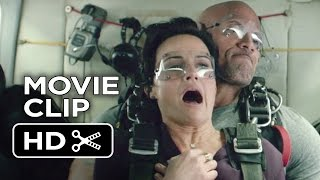 San andreas movie clip - plane (2015) - dwayne johnson, carla gugino movie hd