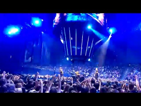 Muse - Uprising Live @ Olympiahalle München | Drones Tour