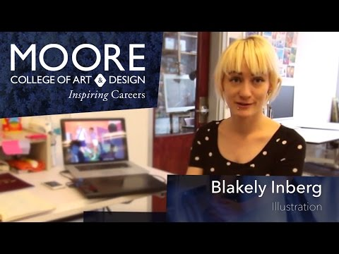 Student Interview // Blakely Inberg