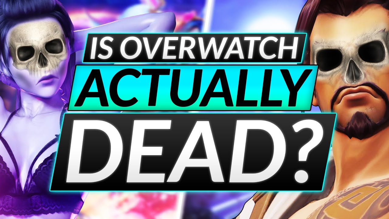 Download We Need to Talk About the State of Overwatch... From BAD to WORSE?