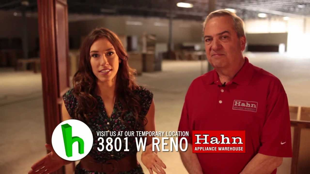 Homescapes Okc Hahn Appliance Whats In Store Youtube