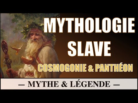 Mythologie Slave - Mythes d'Europe de l'Est #6