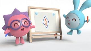 Малышарики Новые серии - Загадка (36 серия) Мультики для самых маленьких