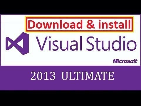 [Vb-Net] How To◄Download & Install►Microsoft Visual Studio Ultimate 2013