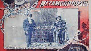 """""""Метаморфоза"""" супругов Гудини"""