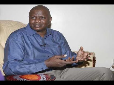 Louis Otieno Abandoned By Friends At His Time Of Need