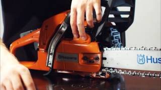 Comment fonctionne une tronçonneuse à essence ?