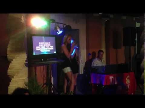 La Plaza Hotel Mosa Trajectum Karaoke Party 20.07.2012