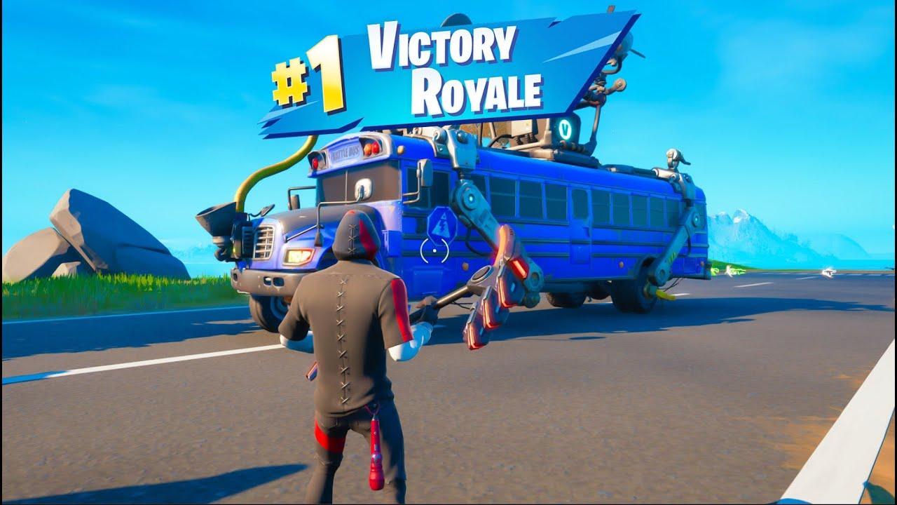 Using Spawn Island to WIN Fortnite!