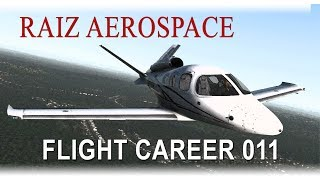 Flight Career 011 - X-Plane 11 - Reality Expansion Pack for Cessna 172