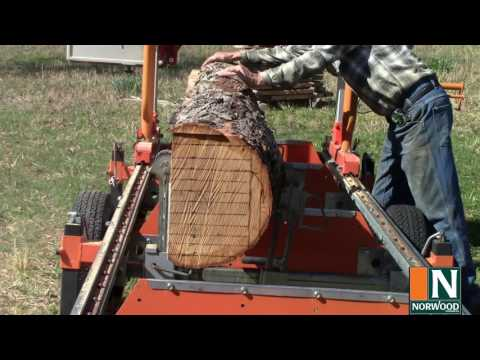 Sawmill School - Making Your First Cut on Your Sawmill