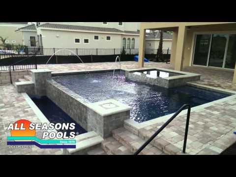 Digital Media Agency | Florida Pool Builder All Seasons Pools HD | SSP - Call Us (281) 569-4370