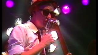 The Ace Cats - Teenage Boogie live - rare - Rockpalast 15.11.1984
