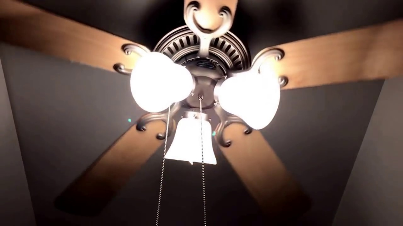 Ceiling Fan That Turns Slow How I Fixed The Problem Capacitor Blown Harbor Breeze From