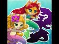 Pets Games - Mermaid Kitty Maker - Pet games for kids