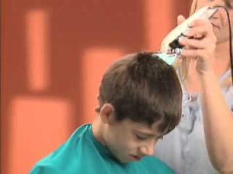 ... Child, Boy, or Man (Part 2) Easy Hair Style Cutting Tutorial-popFilm