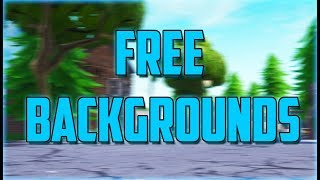 *FREE* Fortnite Thumbnail Backgrounds!! (1080p) (3D Thumbnails)