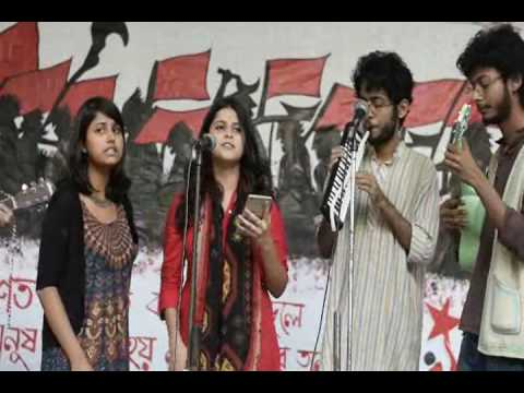 100 years of Revolution: Cultural Event| Jadavpur University| SFI JULC
