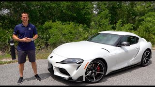 Does the updated 2021 Toyota Supra 3.0 finally have enough POWER?